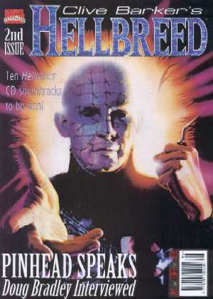Hellbreed - No 2, June 1995