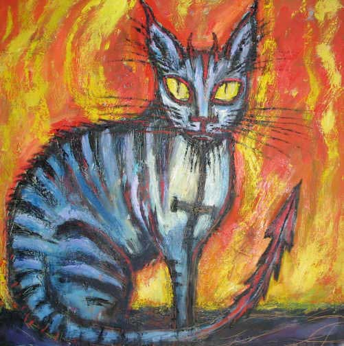 Clive Barker - Hell Cat