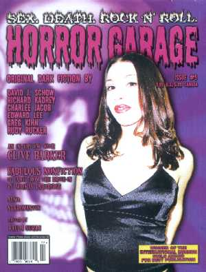 Horror Garage, No. 5, Summer 2002