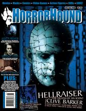 Horror Hound - No 9, January/February 2008
