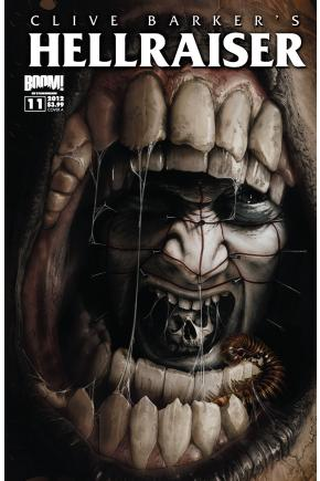 Clive Barker - Hellraiser Issue 11 - Cover B