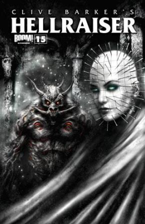 Clive Barker - Hellraiser Issue 15 - Cover B