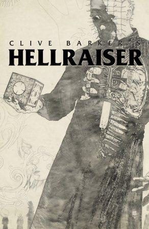 Clive Barker - Hellraiser Issue 3 - cover C