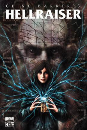 Clive Barker - Hellraiser Issue 4 - cover B