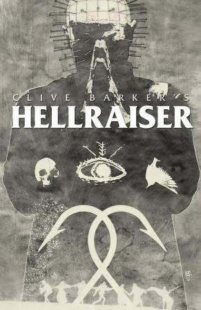 Clive Barker - Hellraiser Issue 5 - cover C