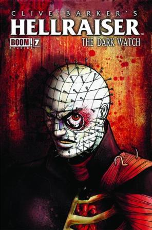 Clive Barker - Hellraiser The Dark Watch Issue 7 - cover A