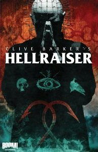 Clive Barker - Hellraiser TPB Vol 2 (art unused)