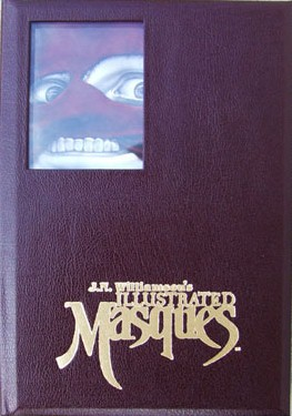 J.N. Williamson's Illustrated Masques - lettered edition