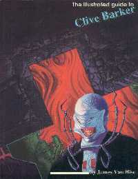 The Illustrated Clive Barker