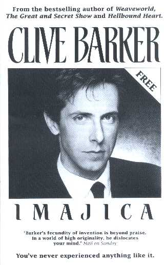 Clive Barker - Imajica - chapter sample