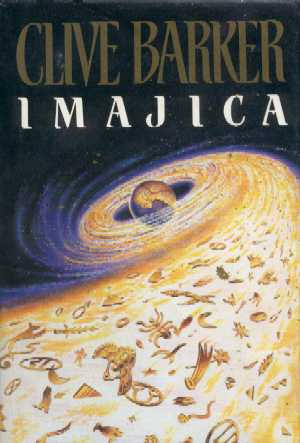 Clive Barker - Imajica - UK Book Club edition