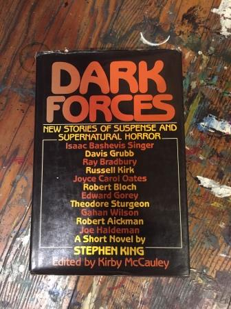 Clive's copy of Dark Forces