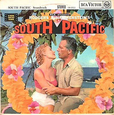 Rodgers and Hammerstein - South Pacific LP