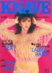 Knave, Vol 19, No 8, [August] 1987