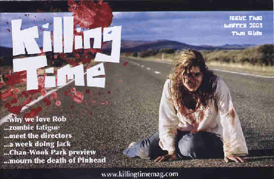 Killing Time, Issue 2, Winter 2005