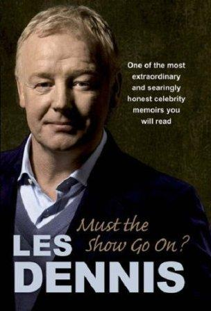 Must The Show Go On? by Les Dennis