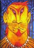 Clive Barker - Lion Man With Red Hair