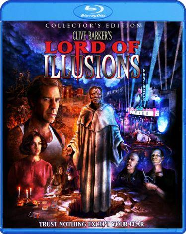 Clive Barker - Lord of Illusions: Collector's Edition