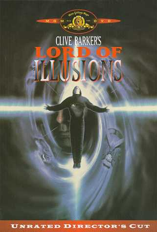 Unrated Lord of Illusions DVD
