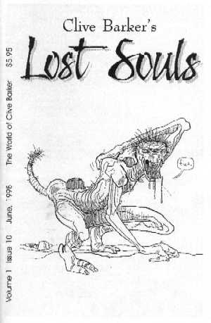 Lost Souls, No 10