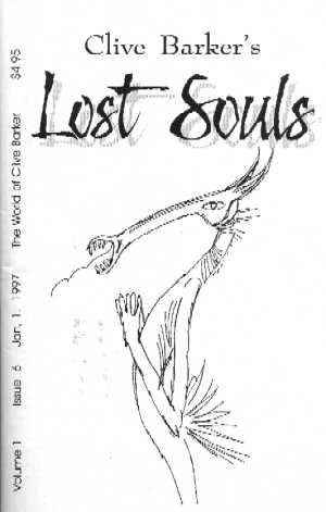Lost Souls, Issue 6, January 1997