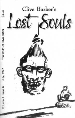 Lost Souls, Issue 8, July 1997