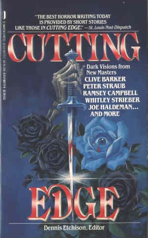 Cutting Edge - US 1st paperback edition