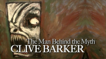 Clive Barker - The Man Behind The Myth,  Sam Hurwitz, documentary on Midnight Meat Train DVD, 2007, 15 minutes