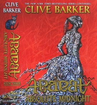 Clive Barker - Mater Motley adorning Abarat: Absolute Midnight