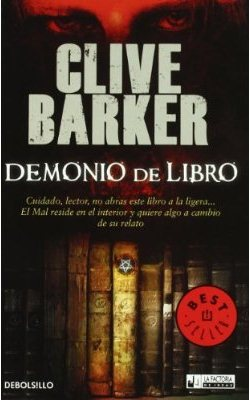 Clive Barker - Mister B. Gone - Spain, 2011.