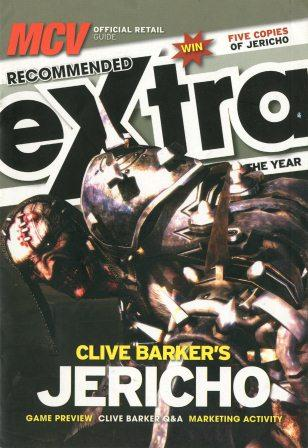 MCV Recommended Extra, 2007