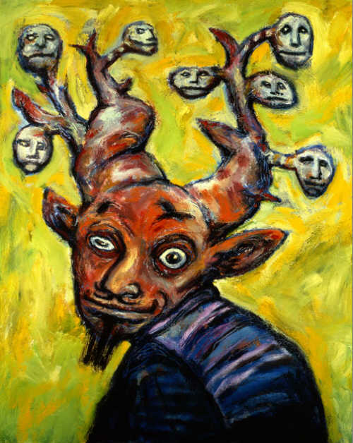 Clive Barker - John Mischief And His Brothers