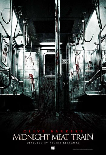 Midnight Meat Train teaser poster