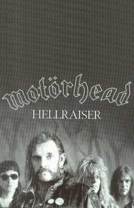 Clive Barker - Hellraiser - music video by Motorhead