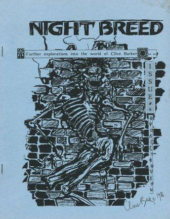 Nightbreed, No 6, July 1992