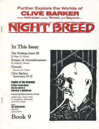 Nightbreed, No 9, April 1993