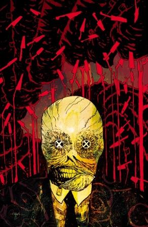 Clive Barker - Nightbreed Issue 8 - Christopher Mitten cover art