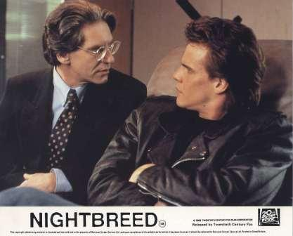 Clive Barker - Nightbreed - More Nightbreed?