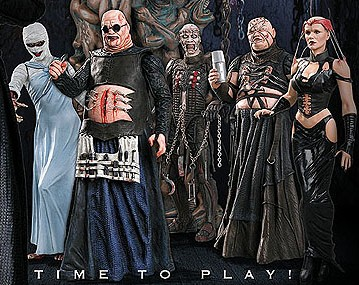 NECA Hellraiser Series Two
