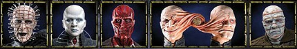 NECA Hellraiser Series 3