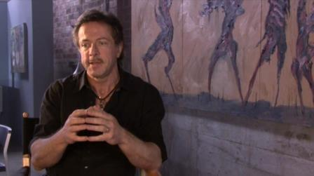 Clive Barker at Negative Space in The Midnight Meat Train