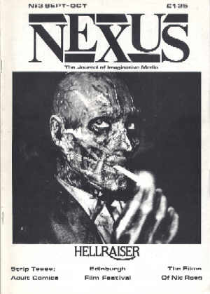 Nexus No 3, September/October 1987