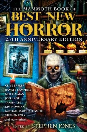Clive Barker : A Night's Work - Best New Horror 25, UK