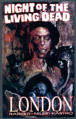 Night Of The Living Dead: London - Volume 2