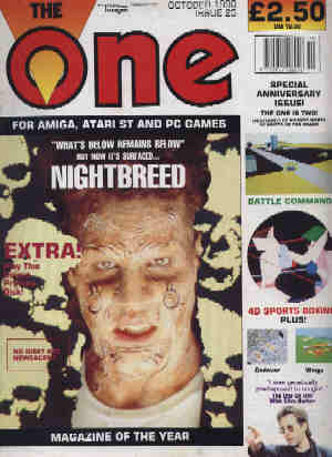 The One, No 25, October 1990