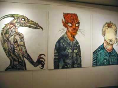 Clive Barker at Pacific Design Center