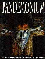 Pandemonium dustjacket