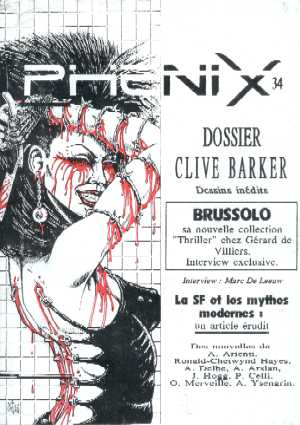 Phenix No. 34, March 1993
