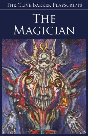 Clive Barker - The Magician - UK paperback