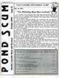 Pond Scum, Issue 15, October 1990